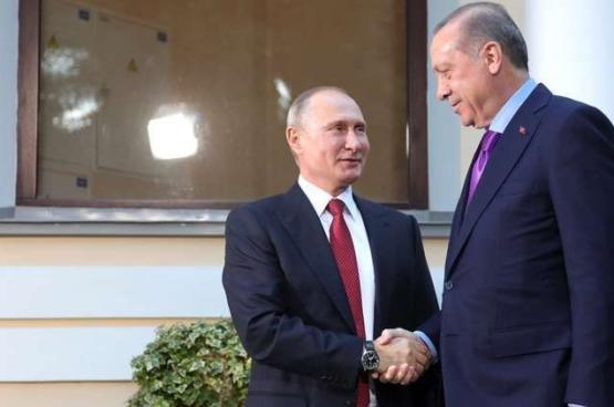 """أنقرة: """"إسرائيل"""" تعمل على تخريب الجو الإيجابي لاتفاق إدلب"""