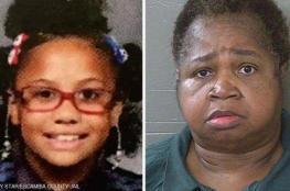 جلست على ابنة عمها وقتلتها