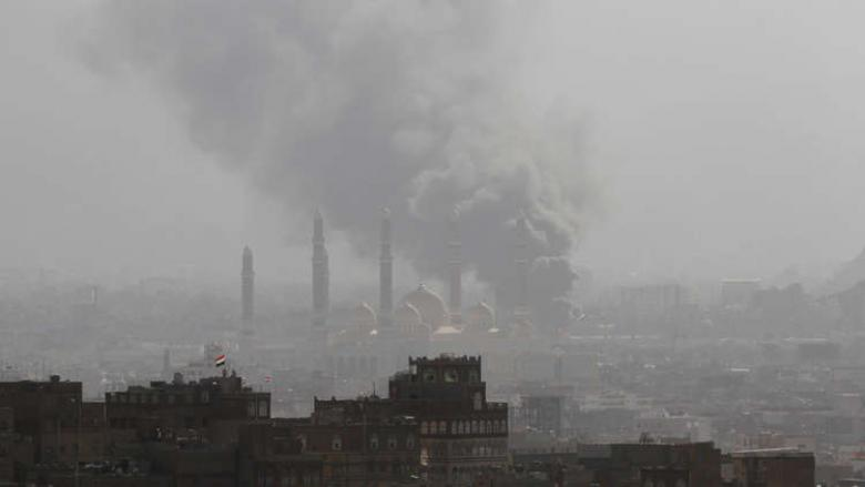 الحوثيون يفجرون منزل صالح في صنعاء