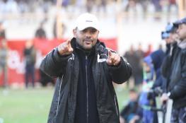 مدرب غزة الرياضي: فوزنا على الاتحاد منحنا الثقة