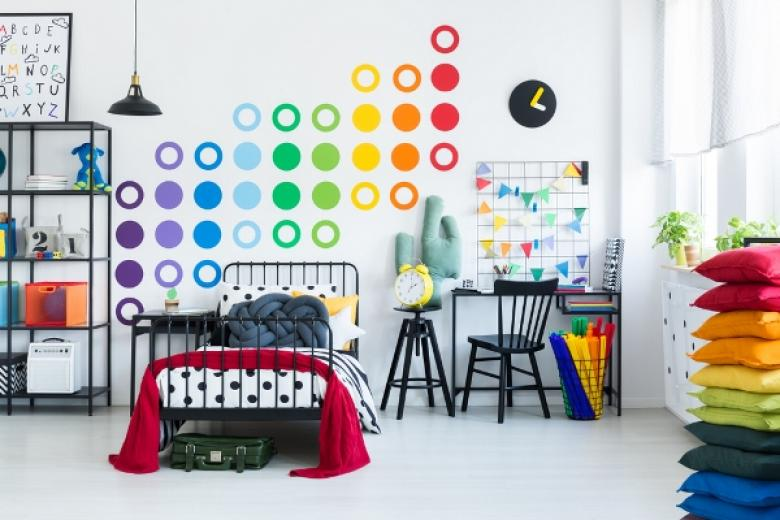 ورق حائط لغرف الاطفال 3d فلسطين الآن