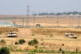 قرار إسرائيلي حول حادثة تسلل فلسطيني من القطاع