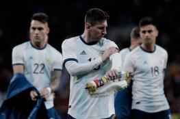 الأرجنتين يعلن قائمته النهائية لكوبا أمريكا 2019