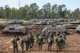 الاحتلال يصدر قراراً بشأن تعزيزاته على حدود غزة