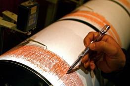 زلزال قوي قبالة شمال المحيط الهادي وتحذير من تسونامي