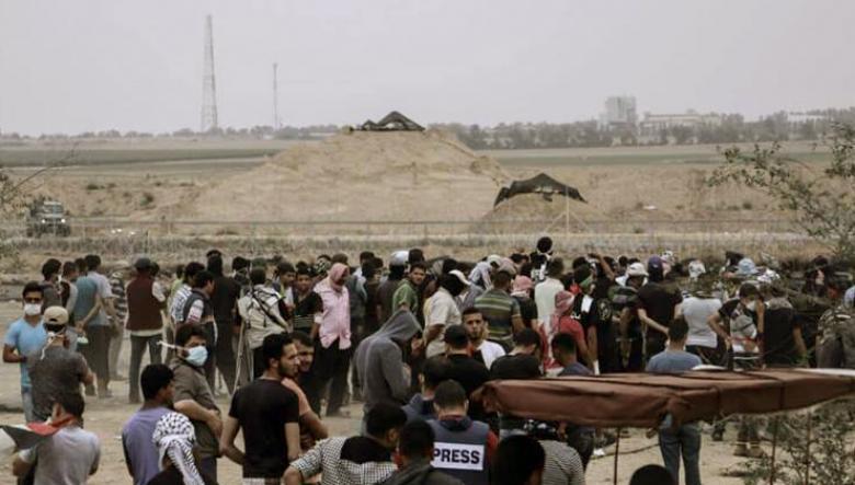 هكذا عقبت حماس على استهداف الاحتلال للمتظاهرين