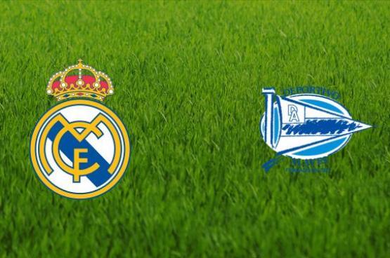 ريال مدريد VS ديبورتيفو ألافيس