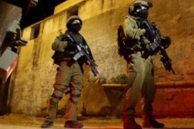 حملة اعتقالات وعمليات دهم بالضفة