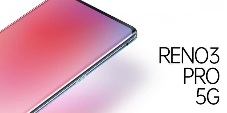 هاتف أوبو الجديد Reno3 Pro بسمك 7.7 مم ويدعم شبكات الجيل الخامس