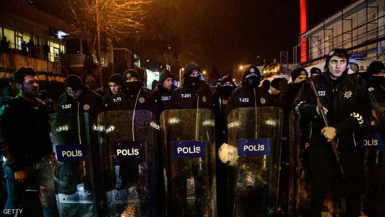 """تركيا.. اعتقالات """"بالجملة"""" بشبهة الانتماء إلى داعش"""