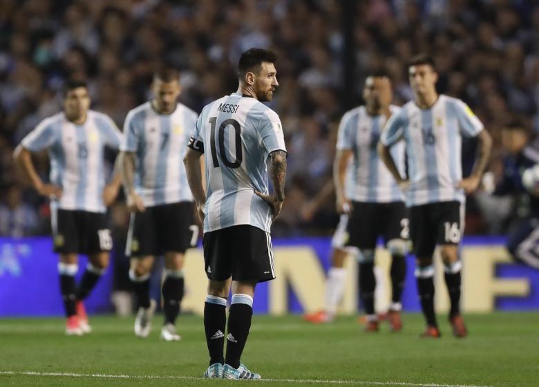 سيناريوهات تأهل الأرجنتين إلى المونديال الروسي