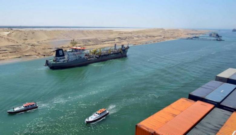 الإمارات تتفاوض مع مصر لتملك أراض بقناة السويس