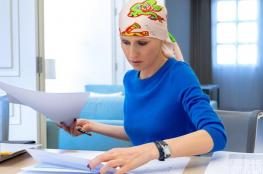 زوجة الأسد تظهر بعد إجراء عملية للشفاء من السرطان