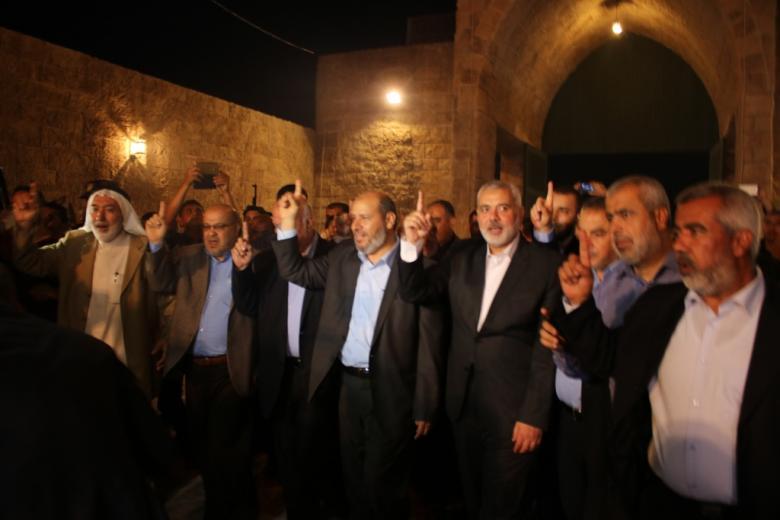 الحية: تحرير القدس حقيقة قادمة