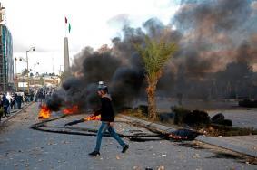 حماس: شعبنا لن يمرر قرار ترمب وسيواصل ثورته