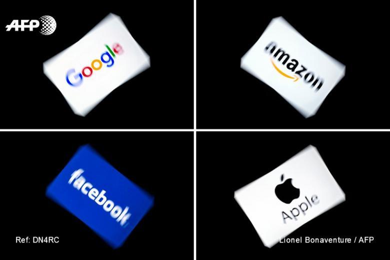 فرنسا تفرض ضرائب على غوغل وأمازون وفيسبوك وأبل