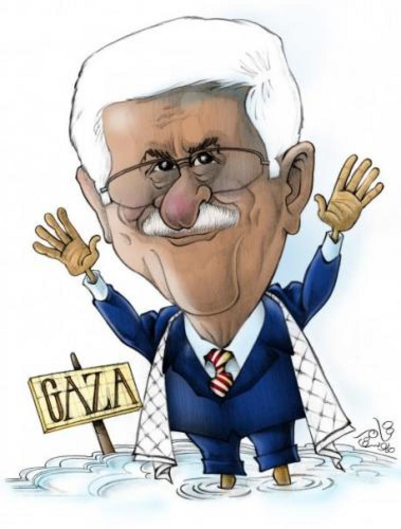 عباس يهنئ أردوغان بالديمقراطية