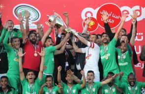 تتويج خدمات رفح بلقب كأس غزة