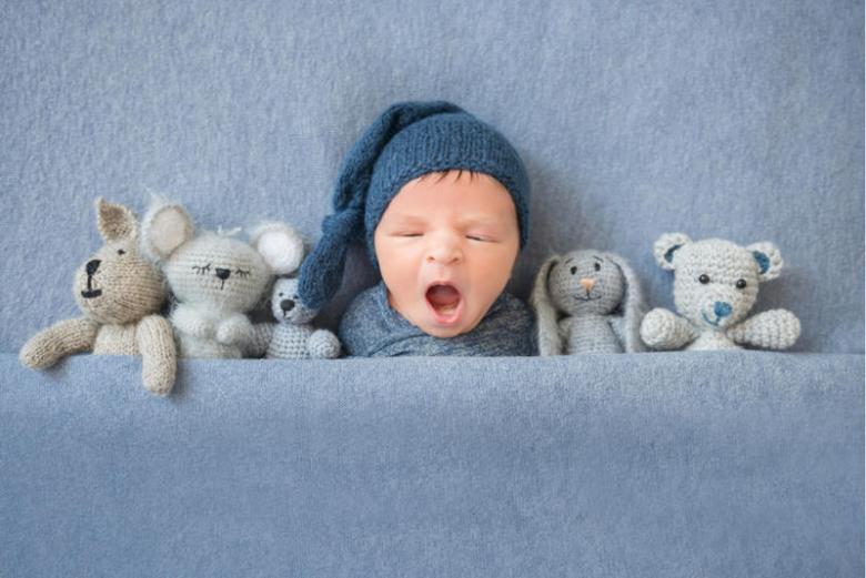 تطورات غير معروفة للمولود في عامه الأول