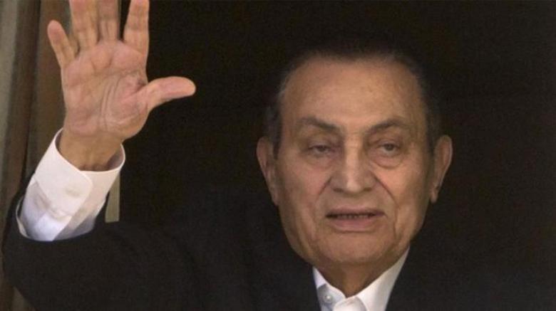 """""""وصية حسني مبارك"""" للشعب المصري"""