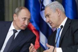 محادثة بوتين- نتنياهو منعت قصفًا إسرائيليًا آخر لسورية