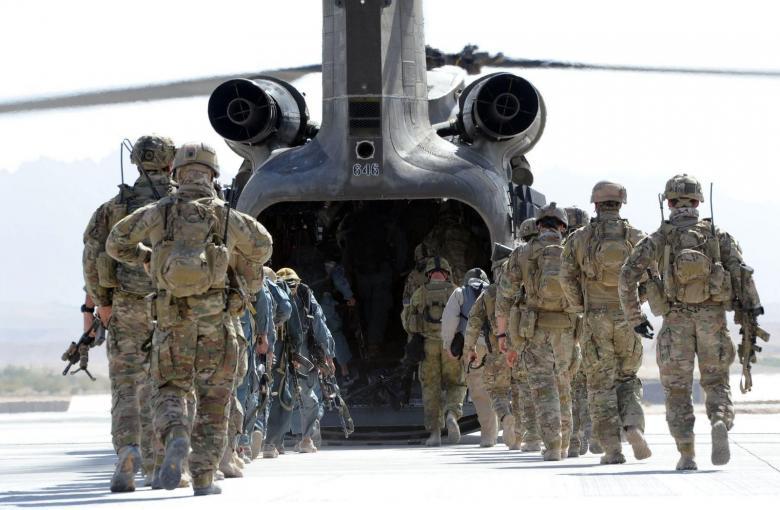 بدء انسحاب القوات الأميركية من 15 قاعدة في العراق