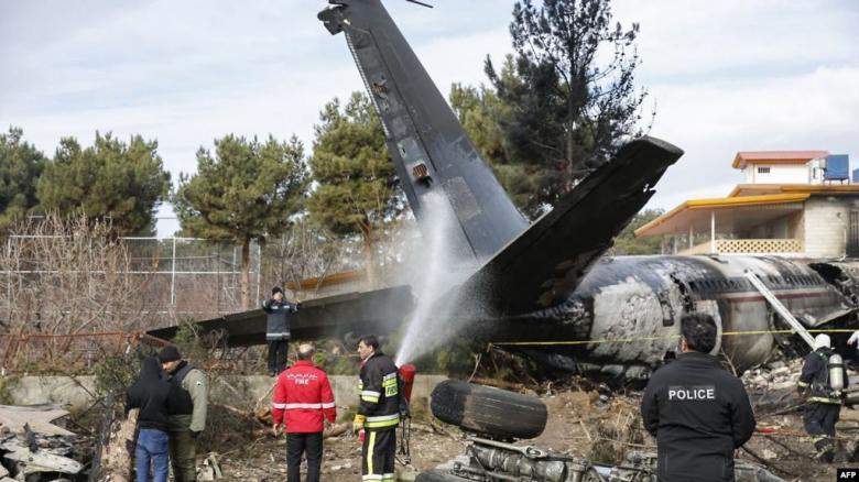 كيف أسقط الإيرانيون الطائرة الأوكرانية؟