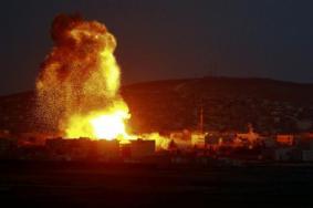 استهداف موقعاً للمقاومة جنوب قطاع غزة
