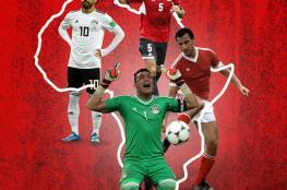 """قائمة """"كبار الكرة الأفريقية"""" تحمل مفاجأة"""
