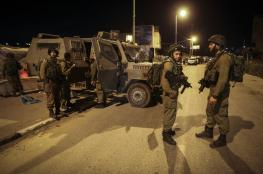 الاحتلال:إنذارات ساخنة بعمليتين بالقدس والخليل