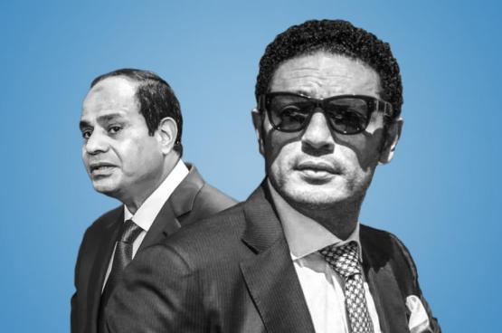 """""""هاشتاغ"""" جديد لمحمد علي ضد السيسي"""