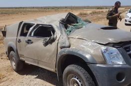 إصابة جنديين إسرائيليين بجروح بالنقب
