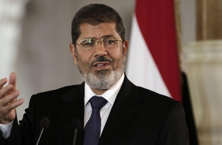 حماس تنعي الرئيس المصري السابق محمد مرسي