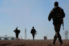 إنزال جوي أميركي مع قوات كردية بريف الرقة