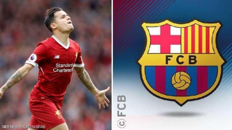 كوتينيو يخرج عن صمته بشأن الانتقال إلى برشلونة