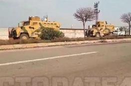 رصد تعزيزات تركية شمال سوريا!