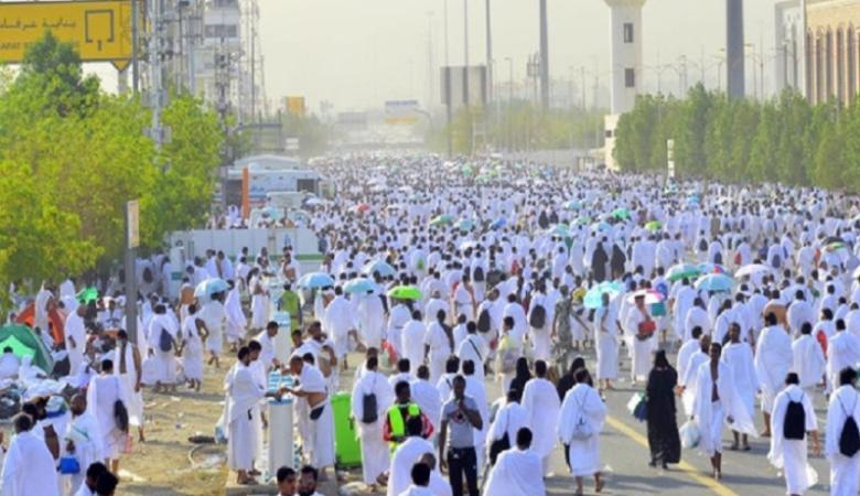 السعودية: وصول أكثر من 500 ألف حاج حتى الآن