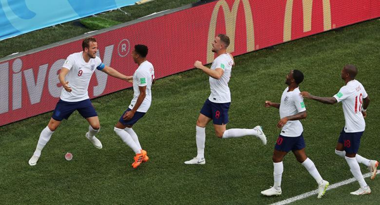 إنجلترا تكتسح بنما بسداسية وتصطحب بلجيكا للدور الثاني