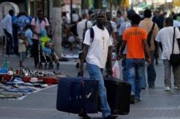 """""""إسرائيل"""" تلغي خطة للترحيل القسري لمهاجرين أفارقة"""