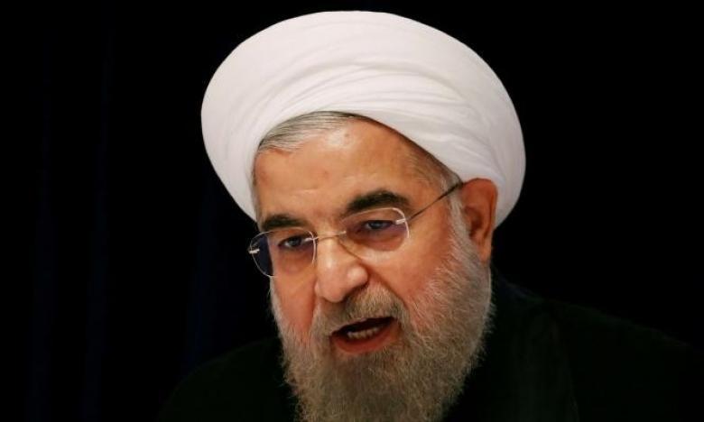 روحاني يتوعد أميركا إذا ألغى ترامب الاتفاق النووي