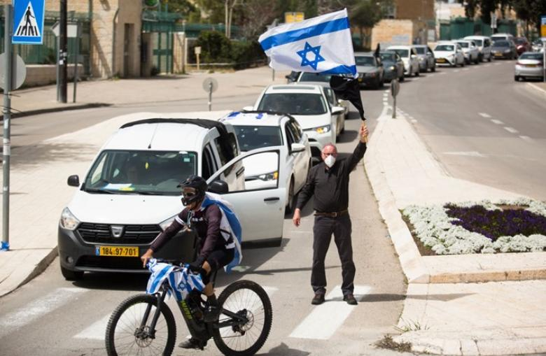 """مشاهد صادمة من مستشفى بـ""""إسرائيل"""".. وتخوف من انتشار كورونا"""