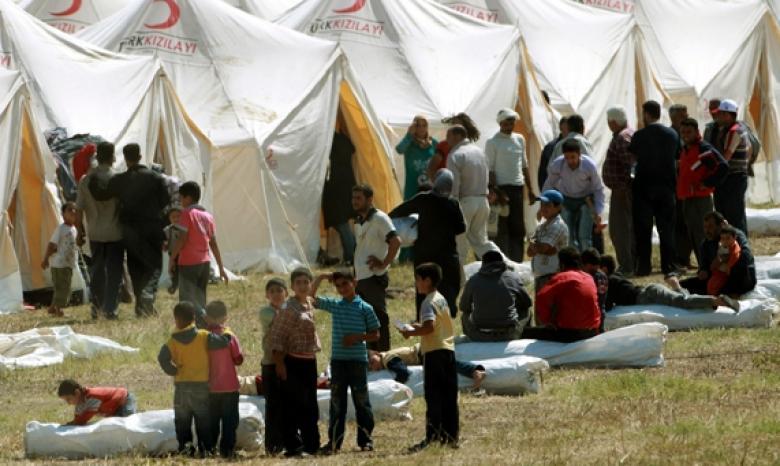 """""""شؤون اللاجئين"""" تفتح باب التسجيل للراغبين بالعودة لمخيماتهم بسوريا"""