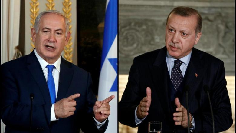 نتنياهو يهاجم أردوغان ويصفه بالمتهور والديكتاتور
