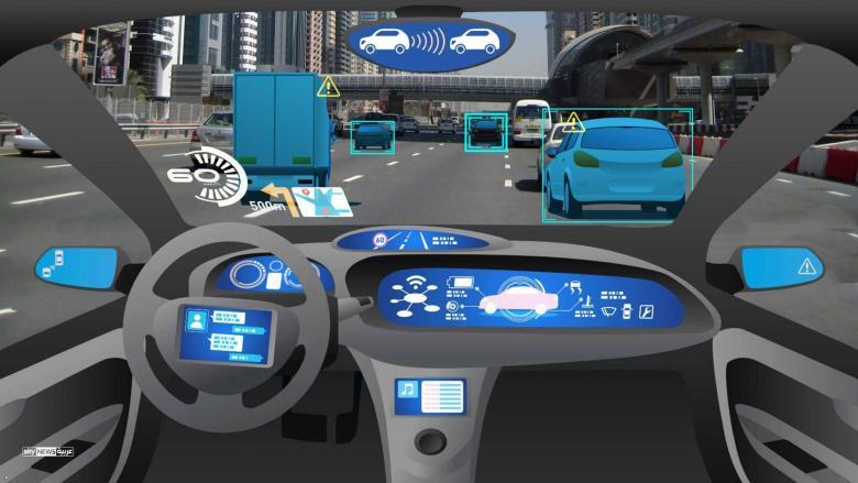 كيف تعمل السيارات ذاتية القيادة؟