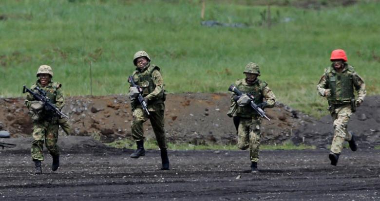 """اليابان تتأهب لأي هجوم كوري شمالي بـ""""الإخلاء"""""""