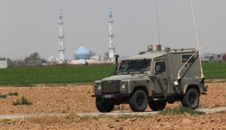 الاستيلاء على جيب إسرائيلي من قاعدة عسكرية بالنقب