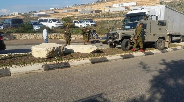 """الاحتلال يعتقل شاباً بزعم تسلله لمستوطنة """"أريئيل"""""""