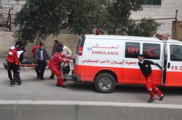 إصابة مواطنين واعتقال ثلاثة خلال اقتحام الاحتلال لمخيم جنين