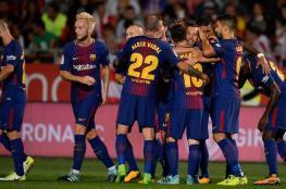 برشلونة ينتظر هدية ألمانية ثمينة