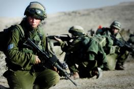 جيش الاحتلال يجري تدريبات واسعة استعدادا لأي حرب
